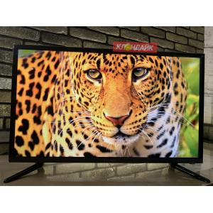 Телевизор Yuno ULX-32TCS226 - Заряженный Смарт телевизор с голосовым управлением и Онлайн-телевидением в Советском фото